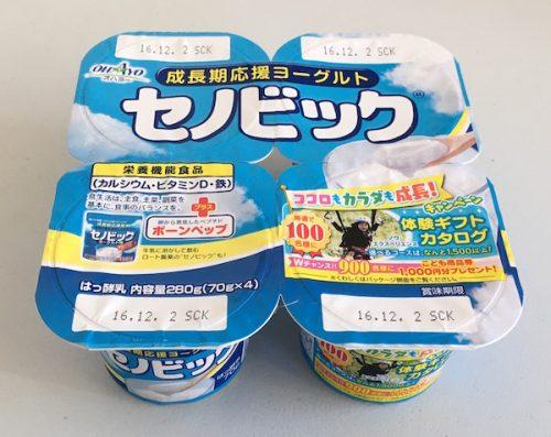 senobic-yogurt